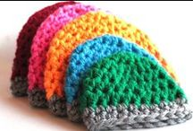Crochet Patterns & Ideas / Crochet projects, ideas, and patterns. Let's crochet the day away!