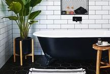 BATHROOM / The bathroom is often forgotten about despite it being somewhere to lie, soak and relax.  This board is full of inspiration to make the bathroom one of the most beautiful rooms in the home.