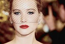 """Jennifer Lawrence / """"I picked up an issue of Cosmopolitan the other day that had tips for job interviews, because I was like, 'I need to get better at interviews.' The article was basically about how to get someone not to hate you in 20 minutes. Every single thing they told you not to do, I was like, 'I do that every day."""" -JLaw"""