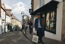 Covers Vinyl Record Store / Our record shop in the beautiful town of Frome, Somerset