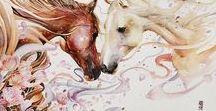 Lisää taidetta eläimiä