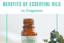 Essential Oils / Tips, tricks, and uses for organic essential oils.