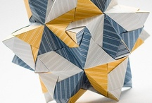 Modular Origami  / Some origami models that I want to do.