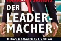 """BUCH """"Der LEADER-MACHER"""""""