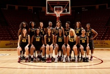 Sun Devil Women's Basketball / Check out cool highlights from the Sun Devil Women's Basketball! Go Devils! / by Arizona State Sun Devils