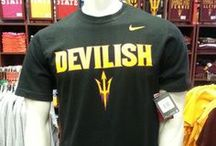 Sparky's Stadium Shop / Sparky's Stadium Shop, located on the Tempe campus, has everything from game day apparel to ASU novelties. To find out more about the items on this board visit www.sparkysstadiumshop.com or call (480) 965-6099. Go Sun Devils! / by Arizona State Sun Devils