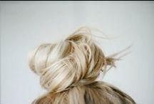 BEAUTY & HAIR RELATED STUFF ♡