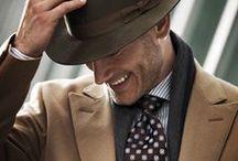 men's fashion / by Komson Sriphaisal