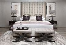 Bedrooms / by Designtheory Inc.
