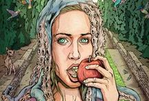 """Fiona Apple / """"Don't waste your crazy"""". The wonderful Fiona Apple / by KaleBelle🐘🌱🍑"""