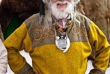 Vikings & Rus / reconstitution viking / by Christophe Henry