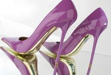 Life is short - buy the shoes / From stilettos to flats and short tops to high