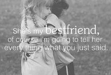 Just 4 Me and My Bestie <3 / I love my best friends Lidia and Alyssa. And I don't know what I would do with out them.  / by Shyla Rose