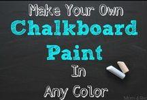 Chalk it UP: Chalk Party!