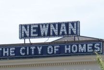 Our Home Town / We are located in the city of Newnan, Georgia. There is a lot of history here and we are excited to be a part of the future of Coweta County!