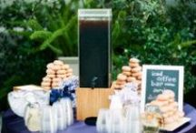 Coffee on the Rocks / Iced coffee & desserts bar event for a caffeinated summer!