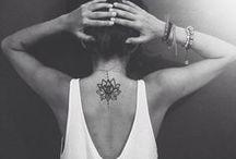 *Tatuajes