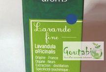 Huiles Essentielles Pures et Bio / Les huiles essentielles Naturelles Bio et garanties 100% pures. Ce sont des Huiles Essentielles garanties Chémotypées.