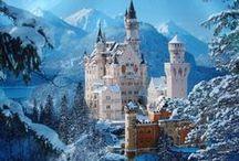 Schlösser und Burgen / Zeitreise ins Märchenland! Die schönsten Schlösser und Burgen auf der Welt
