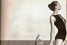 Vintage Glamour / endless inspiration from the stylish beauties of the past