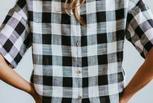 Casual Style / our favorite casual looks and style…heavy on the stripes, chambray, and denim