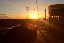 Hora Áurea / Fotografias tiradas na hora áurea, quando a luz do sol aparece dourada. | Photos taken in the golden hour.