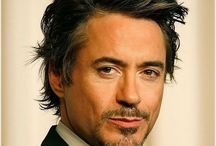 Celeb: Robert Downey jr / by Joan Hendrikse