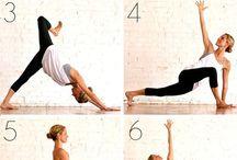 And Breathe / Yoga, meditation, stretching