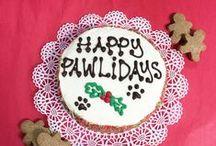 Dog Holiday:: Christmas & Hanukkah