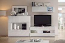 Salones / El lugar de referencia en su hogar, donde disfruta de los mejores momentos en familia. Recréate la vista con unos muebles de calidad con un diseño espectacular, al mejor precio.