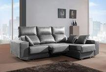Sofás y sillones / ¿Te imaginas descansando en uno de estos sofás o sillones?. Te ofrecemos: Calidad, diseño y funcionalidad. Y como siempre, al mejor precio.