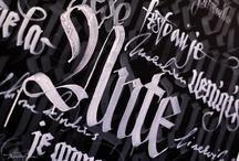 Calligraphy & Typo