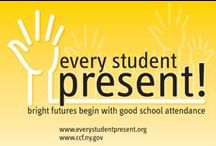 Every Student Present / Chronic absence merits careful attention and action since our ability to identify and support chronically absent students and their families has the potential to reduce the achievement gap, turn around under performing schools, and increase students' readiness for college and careers.
