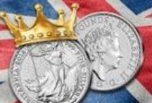 Silbermünzen / Silver coins / Silbermünzen, die uns besonders gut gefallen  Special Silver coins