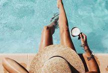 Summer / Sun, Tan Lines, Salt Water