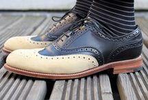 Foot Furnishings / Shoes and Socks  / by Derek Lennox