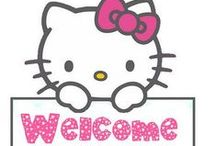 Hello Kitty - her own board / Hello Kitty from the cute to the WT!!!