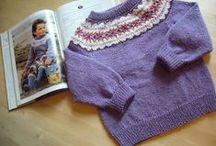 Wonders of Wool / Knitting & Crocheting with Wool
