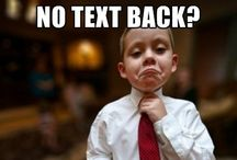 Text U to Text Me back...