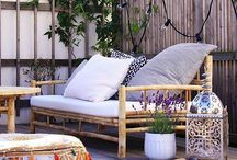 Holidays in Balconia / create a comfortable balcony for great summer days and nights