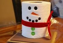"""Christmas - Makings, Coloring Pages and """"Stuffers"""""""