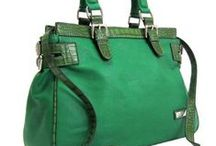 BAGS in green