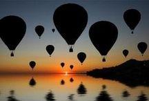 Bucket List - Flying Experiences