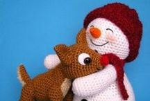 Crochet Toys / Little sweeties to make for little sweeties