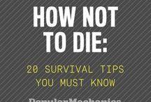 Life Hacks + Survival