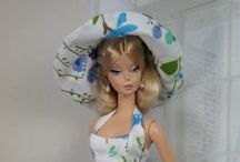 Doll Clothes - Barbie only / Iconic Barbie - where small scraps go a long way