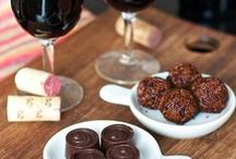 "EVENT! Chocolate & Wine Tasting / Wed Feb 11th 5pm-8pm  Learn how to pair wine & chocolate and enjoy an evening of fun & delicious wine & chocolate tasting!  We are partnering with local Chocolatier Confectionary Designs so Come out & enjoy ""melt-in-your-mouth"" chocolates while wine tasting at Your Own Winery! $10 Cover"