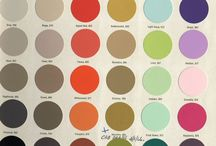Palette: 1960's / Iconic colours and shapes