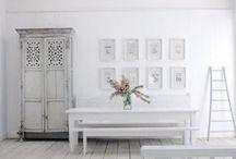 Palette: White