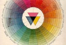 Too cool for school: Colour wheel